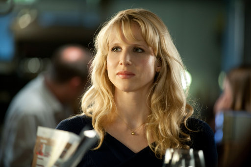 lucy punch left doc martin because