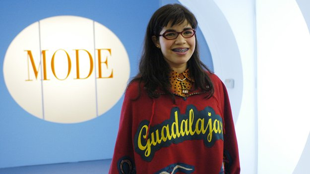 Image result for ugly betty pilot