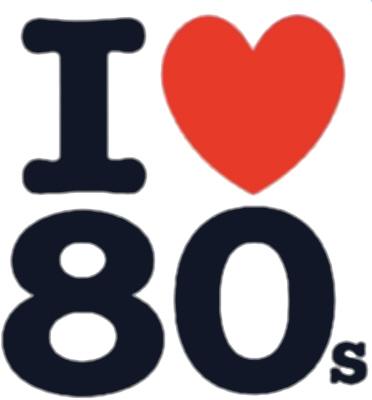 I Love 80s