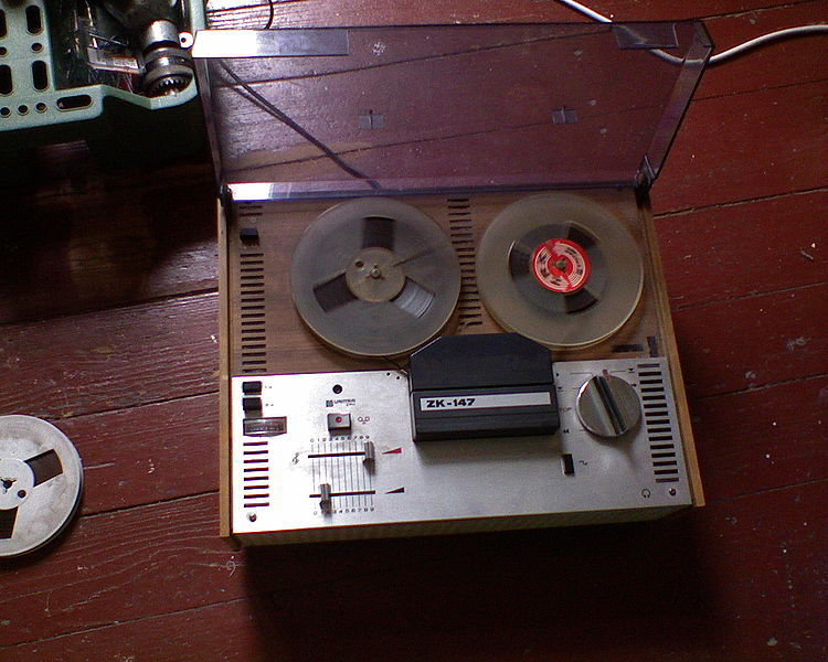 how to clean reel to reel tape heads
