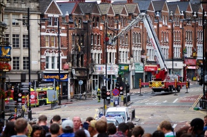 UK riots: causes and effects