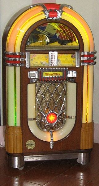 Wurlitzer jukebox Wikipedia