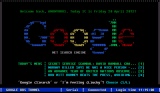 What would Google have looked like in the 1980s?