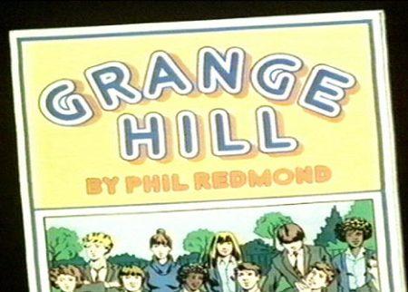 Grange Hill logo