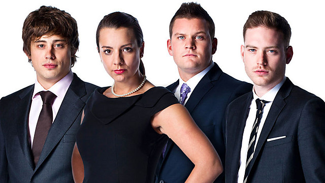 This year's final four (left to right): Nick Holzherr, Jade Nash, Ricky Martin and Tom Gearing (image courtesy of bbc.co.uk)