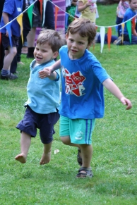 Isaac Toby sports day 16/8/12