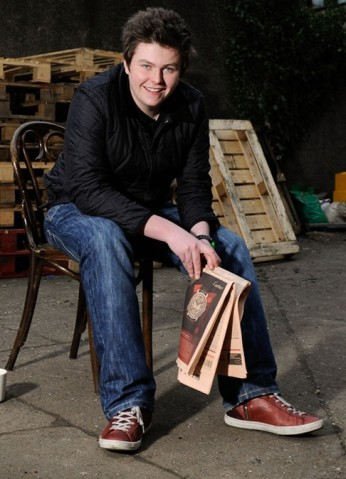 James McCullagh runner up in Junior Apprentice 2011