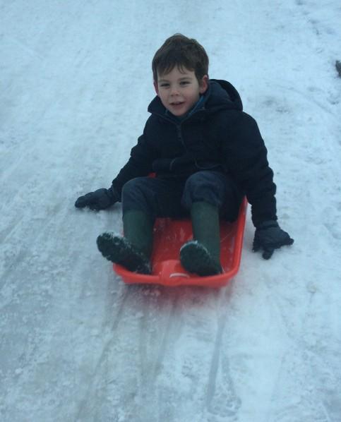 Isaac sled