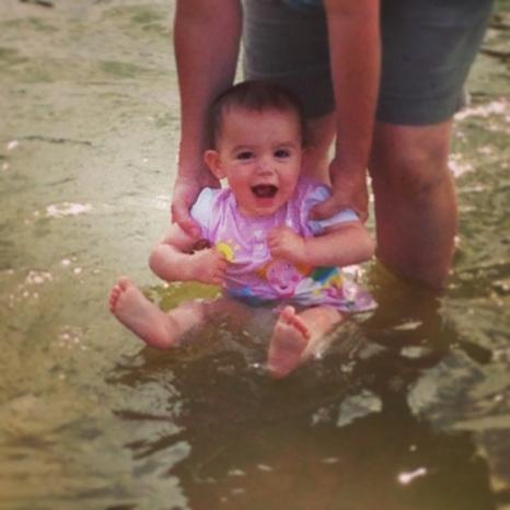 Malleville 2013 Kara bathing