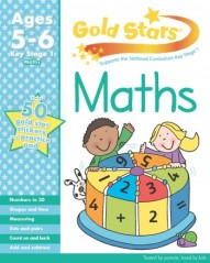 Gold Stars Maths workbook