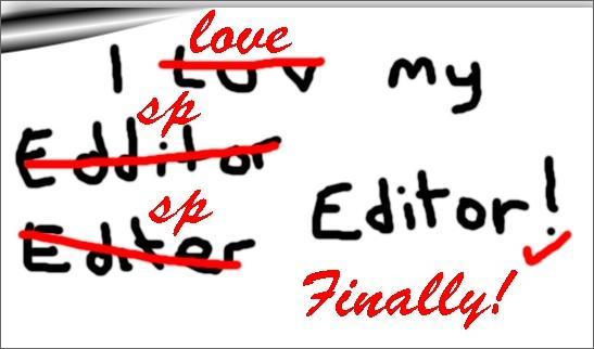 Editing equals better posts (Image: mycontentpro.com)