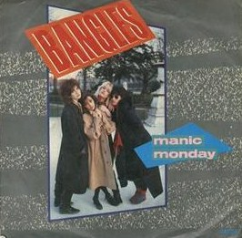 Manic Monday Bangles cover