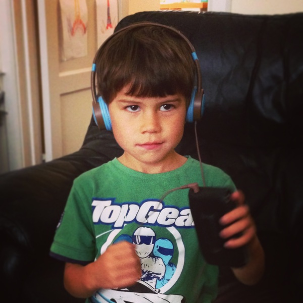 Toby headphones