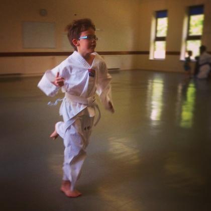 Isaac martial arts