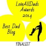 I'm a LoveAllDads Awards finalist: 7 things to do on the big day