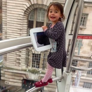 Kara London Eye