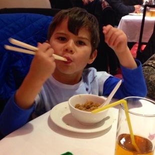 Toby chopsticks