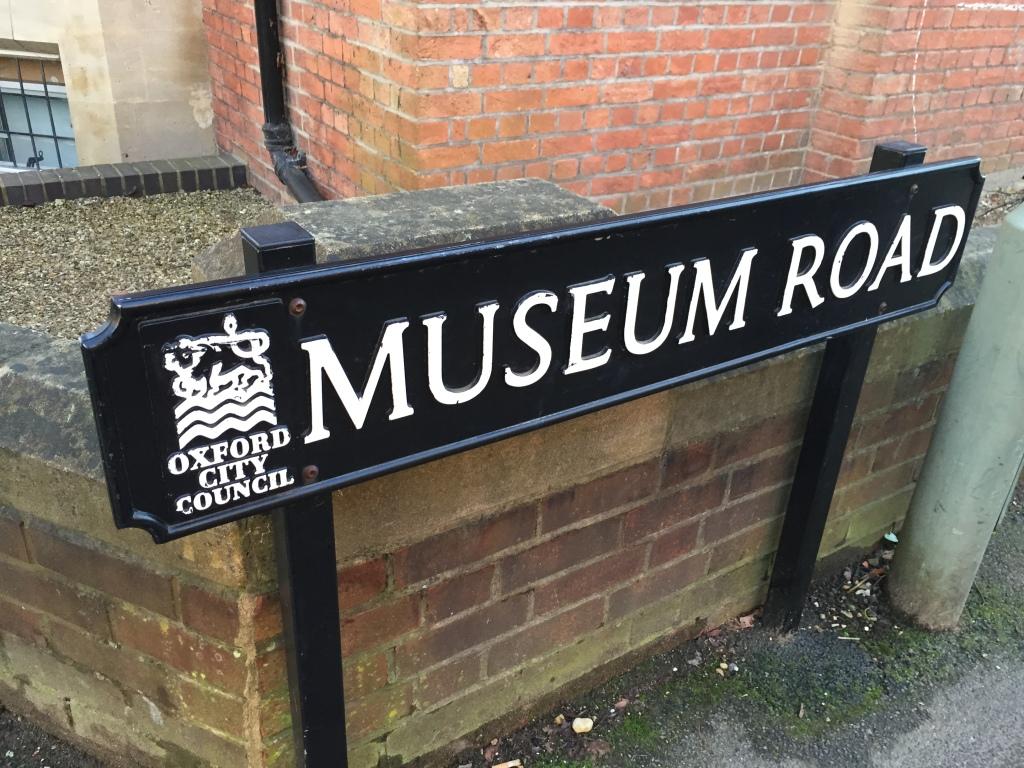 Museum Road Oxford