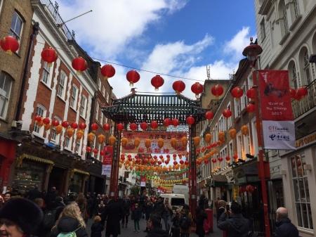 Chinatown Chinese New Year 2015-2