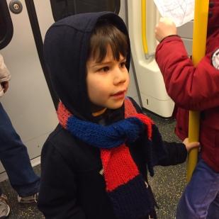 Toby train