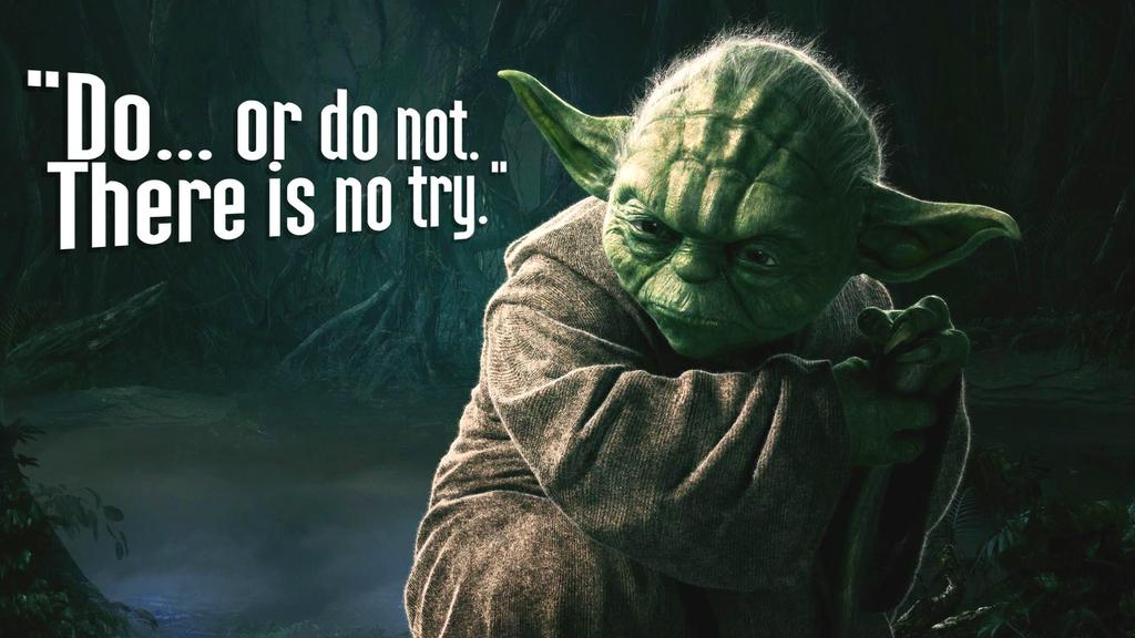 Yoda Quotes: Wednesday Words Of Wisdom: Movie Quotes #1