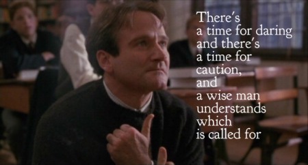 Dead Poets Society quote