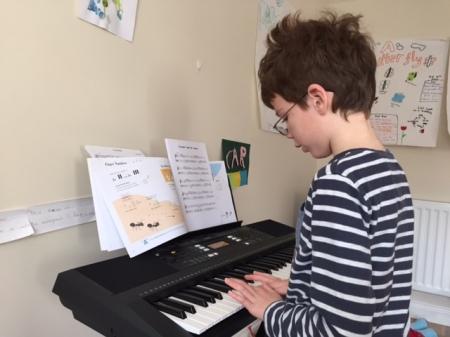 Isaac keyboard