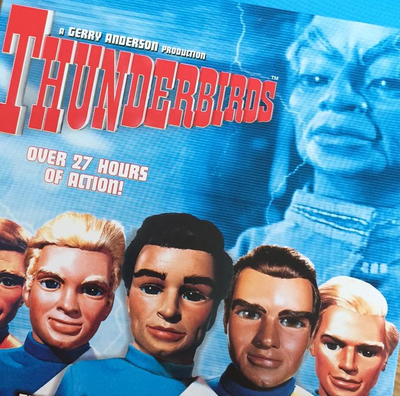 Thunderbirds DVD