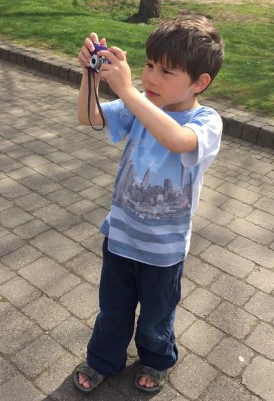 Toby camera