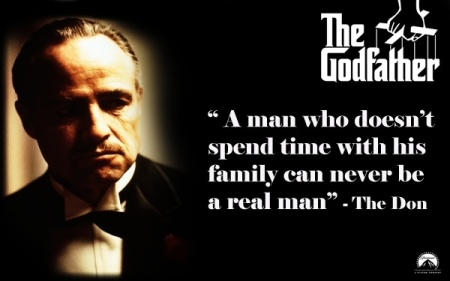Godfather quote