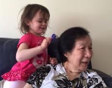 Kara and Grandma