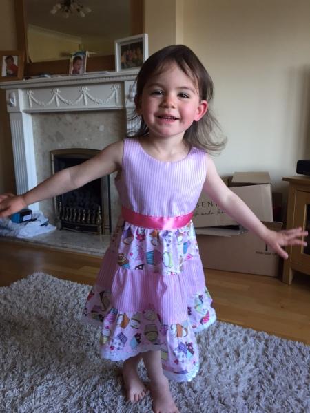 Kara new dress