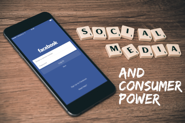 Social media and consumer power