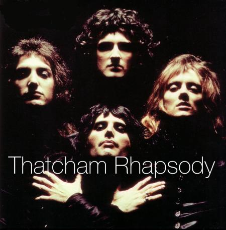 Thatcham Rhapsody