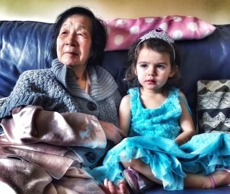 Kara Grandma Strictly