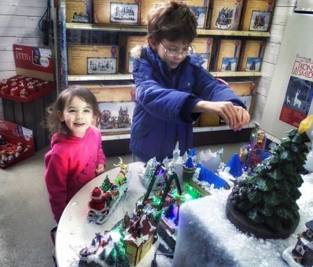 Kara Isaac Christmas decorations