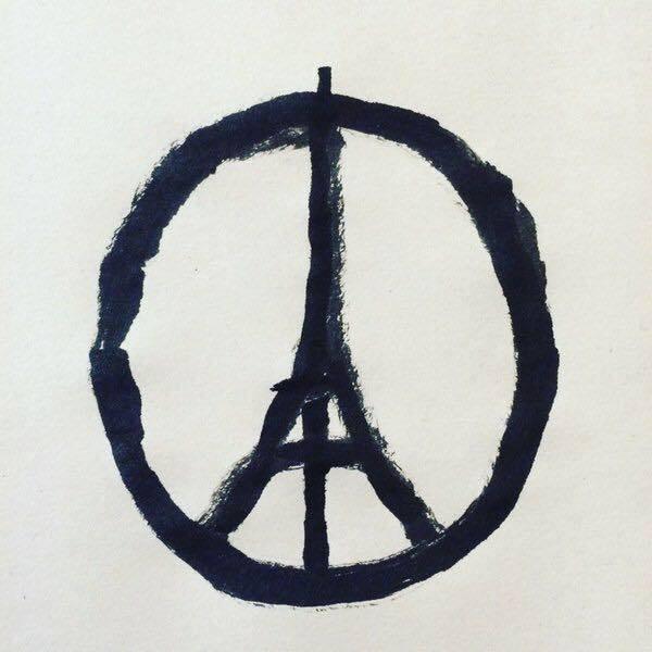Paris Attacks logo