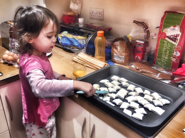 Kara cooking