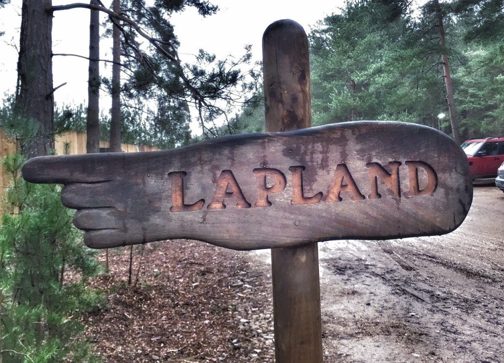LapLandUK sign