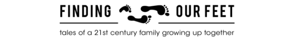 Finding Our Feet logo