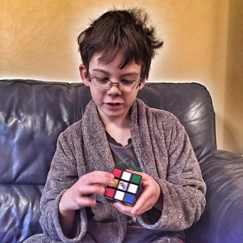 Isaac Rubik's cube