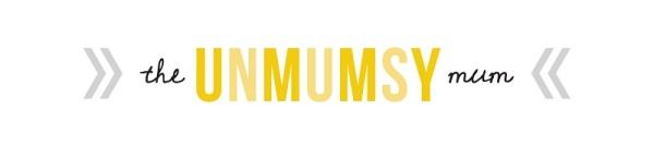 The Unmumsy Mum logo