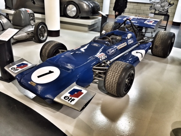 British Motor Museum March Ford Tyrrell F1