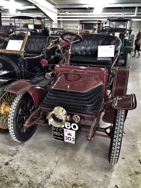 British Motor Museum Wolseley