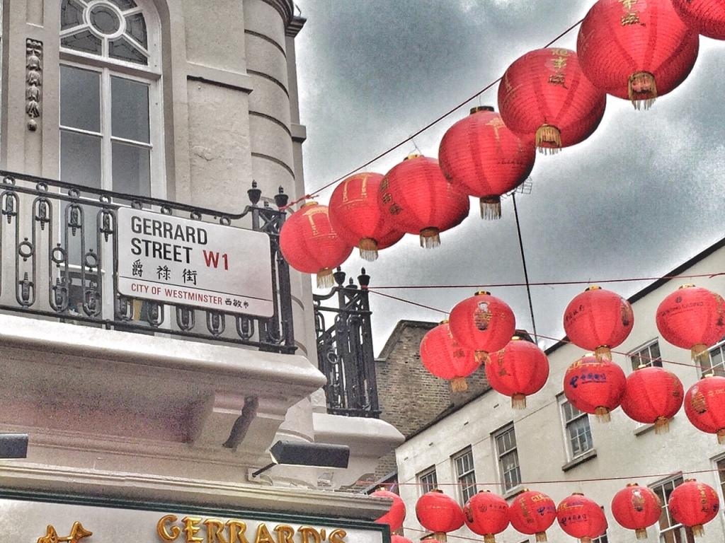 Chinatown Gerrard Street