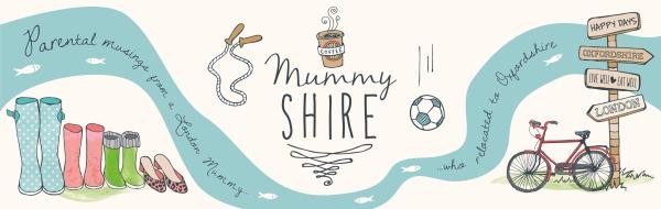 Mummyshire logo