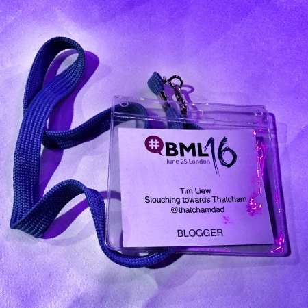 BML16 badge