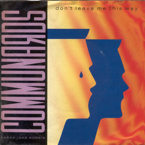 Communards Don't Leave Me This Way cover