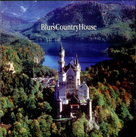 Blur Country House cover
