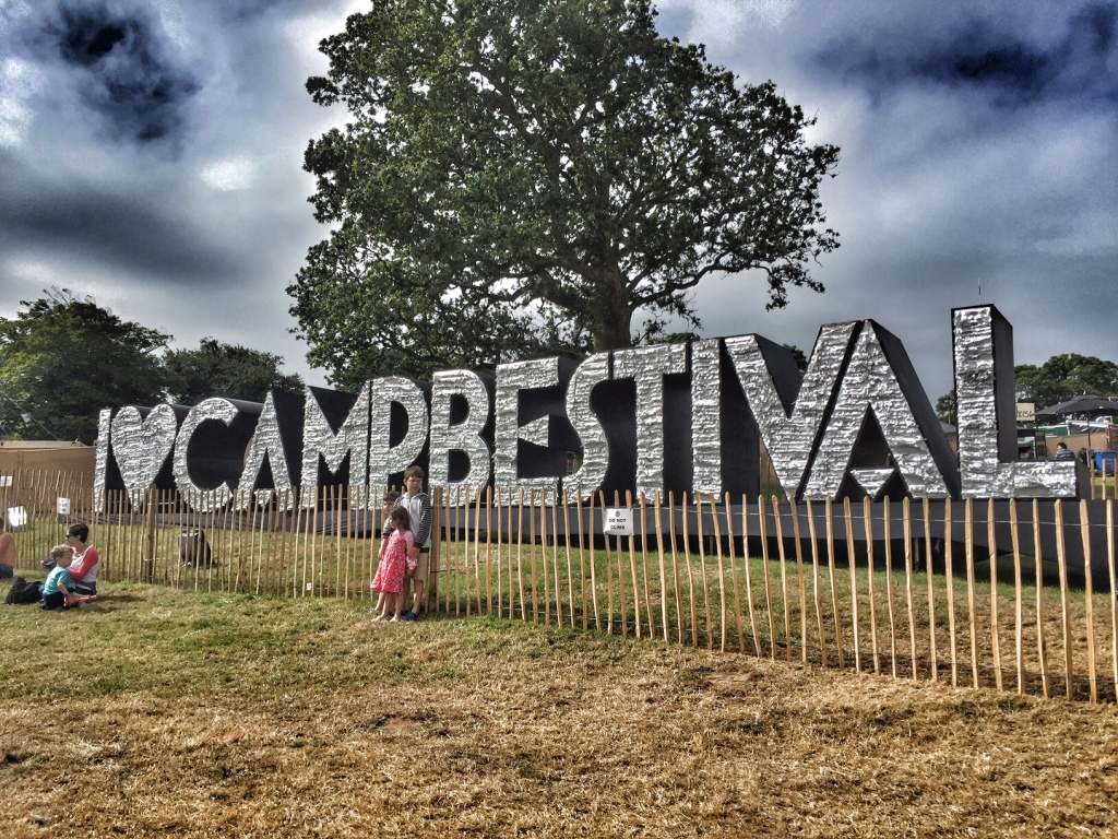 Camp Bestival sign hi-res